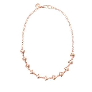 Picture of Arrows Expression Rose Gold Necklace